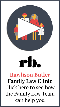 Collaborative law from Rawlison Butler